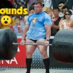 Strongest Man in the World Like a Boss Another Level