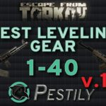 1-40 Best Gear Leveling – Guide – Escape from Tarkov