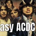 2 Easy ACDC Songs For Beginner Guitar