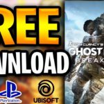 Ghost Recon Breakpoint Free Download ✅ PC PS4 XBOX 🔥 Ghost Recon Breakpoint Free Key Code