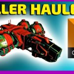 How to Find a Red Ball Hauler Ship No Mans Sky Beyond Update 2019