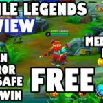 MOBILE LEGENDS 3D VIEW EASY WIN,NO BAN, NO ERROR,100 WORK