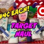 AMAZING TARGET DEALS 17 ITEMS FOR 44¢ EACH 💃