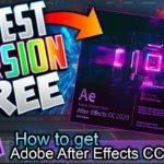 Adobe After Effects CC 2020 Free Download – PRE ACTIVATED V17 Full