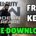 Call of Duty Modern Warfare Free Key Code ✅ Modern Warfare 2019 Free Download on PC, XBOX, PS4 ✅