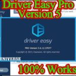 Driver Easy Professional v5.6.12 License Key Lifetime (November)