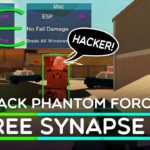 Free Synapse X Phantom Forces HACK Synapse X Cracked (UNPATCHED 2019)
