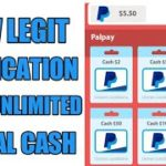 HOW TO GET UNLIMITED PAYPAL CASH – NEW LEGIT APPLICATION 2019