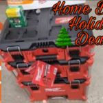 Home Depot LIVE … MILWAUKEE PACKOUT Galore