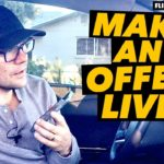Live Deal Walkthrough Watch Me Calculate The Offer Price