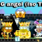 Myin G Angel ( Iso Trade)+ Menetin dls ): Growtopia Suomi