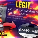 how to get modern warfare for free (ps4xboxpc)