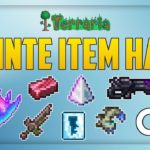 how to hack terraria unlimited items mobilepc 2019