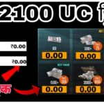 न्यू 2100 UC ट्रिक New trick to Get 2100 UC Cash in Pubg Mobile New Event Loot lo 💥💥