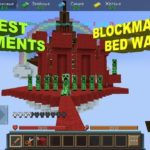 BEST MOMENTS and FAILS in BED WARS Blockman GO