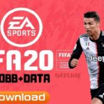 Best Graphic FIFA 20 ANDROID MOD APK FREE OFFLINE Download 1GB INSTALL AND TEST