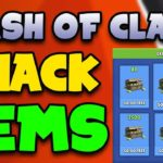Clash of Clans Hack – Clash of Clans Hack Free Gems Android iOS PROOF