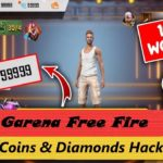 Earn Free Coins and Diamonds in Free Fire🔥Free Fire C-D Hack👍