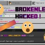How to HACK BrokenLens MCPE SERVER NO IP OR ACCOUNT BAN NEW METHOD 2019 AbisGamer
