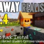How to make Minecraft More Realistic in 1.14.4 – download install Faraway texture pack