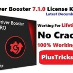 IObit Driver Booster 7.1 PRO Serial Key Till 2023 ( No crack ✔️) 100 Working