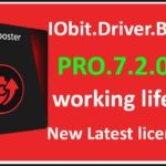 IObit Driver Booster PRO 7.2.0 working lifetime latest new Licence key 2019