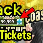 RollerCoaster Tycoon Hack Unlimited Tickets and Coins for Android and IOS