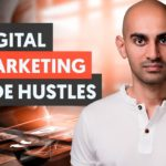 The 5 BEST Digital Marketing Side Hustles 20 to 195 Per Hour
