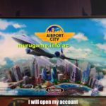 Airport City Hack – Cheats Unlimited Coins and Cash 2020 – 100 Work iOS Android