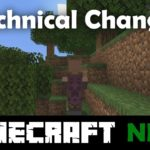 All the Technical Changes in Minecraft Java Edition 1.15