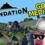 Amazing Medieval City Builder — Foundation