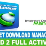 Descargar Internet Download Manager (IDM) 6.36 Build 2 Full License Key 2020 Nueva Versión