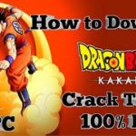 How to Download and Install Dragon Ball Z Kakarot Crack For PC