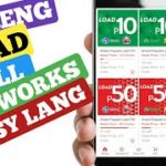 Libreng Load All Networks 2020 – Free Load Apps 2020 – Andriod and IOS