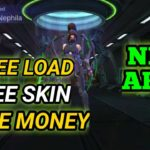 NEW APP FREE SKIN FREE LOAD, FREE MONEY FOR SPECIAL SKIN IN MOBILE LEGEND