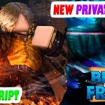 ♨New Private Hack❤BLOX FRUITS❤Free Script AutoFarm Inf Damage and Many More🔥