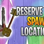 Reserve Key Spawn Locations – Escape From Tarkov