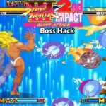Street Fighter III: 2nd Impact – Giant Attack (Arcade) – Gill Boss Hack Simple Move Edition