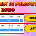The Best Instagram Followers Hack 2020 – The Only Working way to get Real Active Followers
