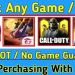 2020 HACK Any Online Game APP Without ROOT + Without Game Guardian Best HACK Free Purchase
