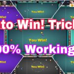 8 Ball Pool Hack – 8 Ball Pool Auto Win Trick – 8 Ball Pool Unlimited Coins Trick – Table Hack Trick