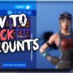 FORTNITE ACCOUNT CRACK 2020 100 WORKING BEST METHOD FREE