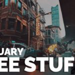FREE STUFF FOR FEBRUARY UNREAL ENGINE MARKETPLACE
