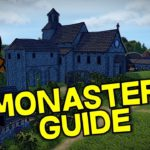 Foundation Massive Monastery Build and Guide
