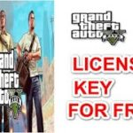 GTA 5 LICENSE KEY FOR FREE