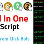 HOW TO EARN FREE CRYPTOCURRENCY ONLINE CLICK BOTS SCRIPT NEW