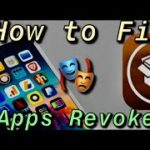 How to Fix Apps Revoke Crash on you device No Computer Jailbreak 10-11-12-13 Easy Tweaks Forever
