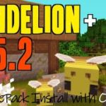 How to get Dandelion Textures in Minecraft 1.15.2 – download install Dandelion+ 1.15.2 texture pack