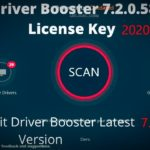 IObit Driver Booster Pro 7.2 Serial key 2020