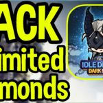 Idle Defense Dark Forest Hack – How to Cheat Unlimited Diamonds 2020